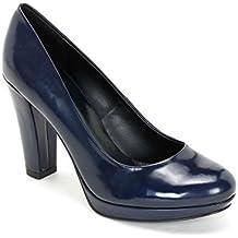 ESTRADÀ by Scarpe&Scarpe - Zapatos de salón con plataforma y tacón ancho