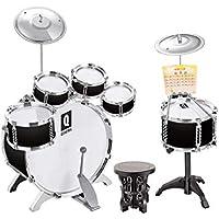 23c4a38df1484 LIUFS-Tambor Los Tambores De Los Niños Los Principiantes Tocan Los Tambores  Instrumentos Musicales Para