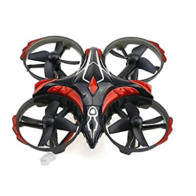 JJRC H56 TAAIW-T2.4G With Transmitter Infrared Sensor Dual-mode Function Air Pressure High Hold Mode RC Drone Quadcopter Black