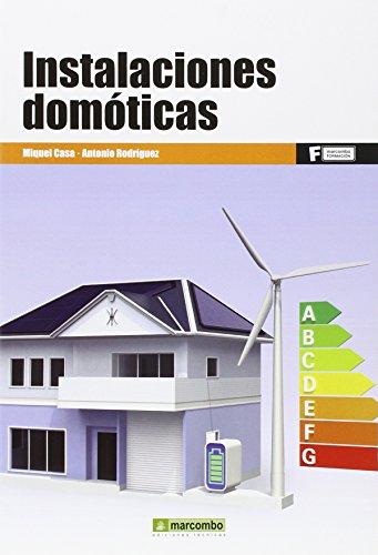 *Instalaciones domóticas (MARCOMBO FORMACIÓN)