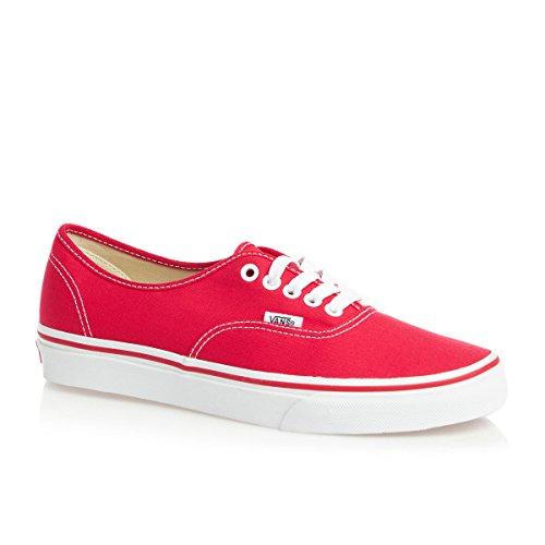 Vans Sneaker unisex adulto (Love Me x Vans) Red