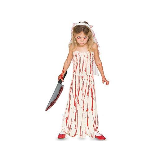 Braut Kostüm Bloody Kinder - Fyasa 706443-t02Bloody Braut Kostüm, Mittel