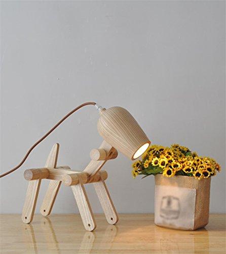 Kostüm Log (GBT Moderne Minimalistische Schreibtischlampe Schlafzimmer Nachttischlampe Faltbare Kreative Log Lampe (Led-Leuchten, Warmes Licht, Weißes Licht, Kronleuchter, Innenbeleuchtung, Außenleuchten,)