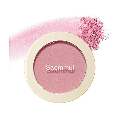 (3 Pack) the SAEM Saemmul Single Blusher PK02 Naked Pink