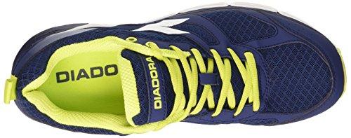 Diadora - Action Ii, Sneaker Unisex - Adulto Blu Estate/Bianco Ottico