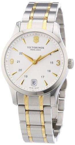 Victorinox Swiss Army 241543 - Orologio da polso donna, acciaio inox, colore: argento