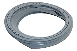 Electrolux Zanussi Washing Machine Door Seal Gasket. Genuine Part Number 3792699005