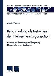 Benchmarking als Instrument der Intelligenten Organisation. Ansätze zur Steuerung und Steigerung Organisatorischer Intelligenz (Schriften zur EDV-orientierten Betriebswirtschaft)