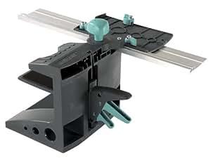 Wolfcraft 6915000 1 PSD 250 - Schneidlade für Stichsägen Passend für nahezu alle Stichsägen