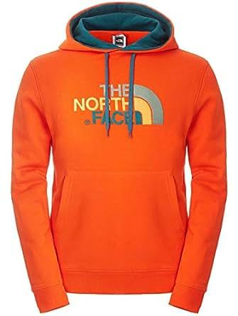 THE NORTH FACE Herren Hoodie orange XL: Amazon.de: Sport