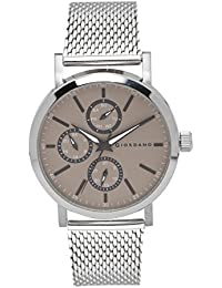 Giordano Multifunction Grey Dial Men's Watch- 1849-22