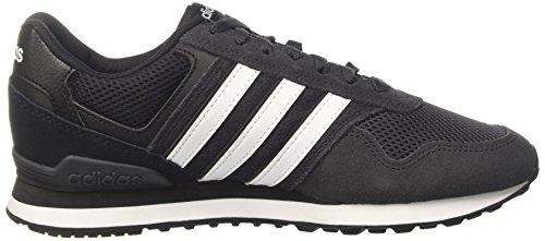 adidas Herren 10k Gymnastikschuhe Schwarz (Core Black/ftwr White/carbon S18 Core Black/ftwr White/carbon S18)