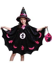 Riou Kinder Langarm Halloween Kostüm Top Set Baby Kleidung Set Kinder Baby Mädchen Halloween Kostüm Kleid Party... - preisvergleich