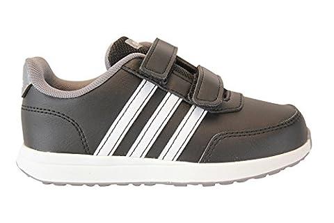 Adidas Vs Switch 2 noir, baskets mode