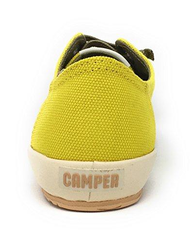 CAMPER Damen borne Sneakers, Beige Gelb