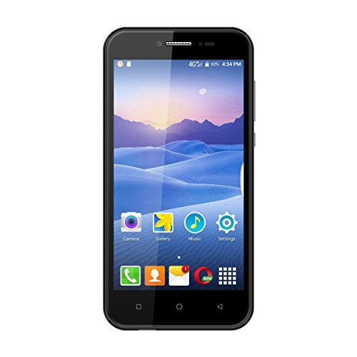 Videocon Krypton 22 4G VoLTE(2GB RAM Black-Grey) OTG Support