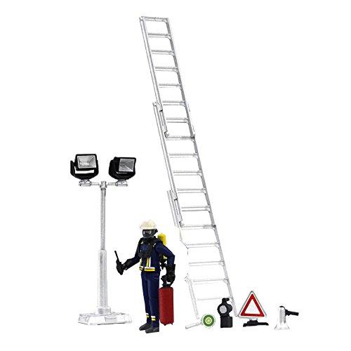 Bruder 62700 Feuerwehrmann Figurenset -