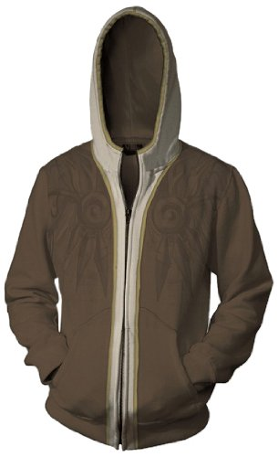Diablo-III-Premium-Fleece-Hooded-Sweatshirt-Tyrael-L