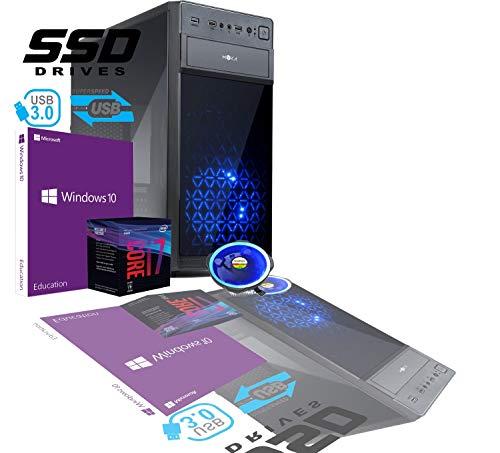PC Desktop Gaming Intel I7 8th Gen Six Core i7-8700