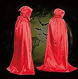 Yunfeng Disfraces de Papá Noel para Mujer Traje de Navidad Asistente de Capa Capa Capa Muerte-Asistente de Vestir Negro Rojo Plata Oro Disfraz Cosplay Fiesta de Navidad Adulta