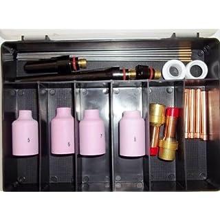 WIGTIG Gaslinse Sortiment/Umbausatz 1,6mm für SR17/18/26
