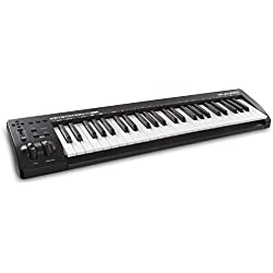 M-Audio Keystation 49MK3 + SP-2: Amazon.es: Electrónica