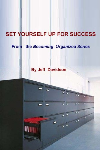 Set Yourself Up For Success (60 Second Organizer) (English Edition)