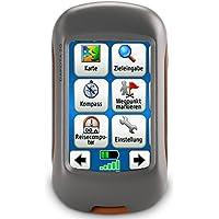 Garmin Dakota 20 - GPS de mano, mapas de Iberia-España-Europa general-Norteamérica, plateado [importado]