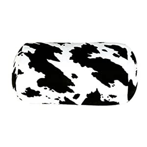 Bigbao - le poloch' vache nh118 - Coussin hyper-moelleux 30x18cm imprimé vache