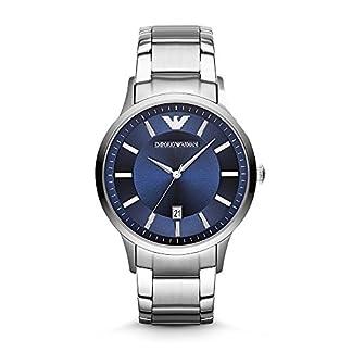 Emporio Armani Analog Blue Dial Men's Watch – AR2477