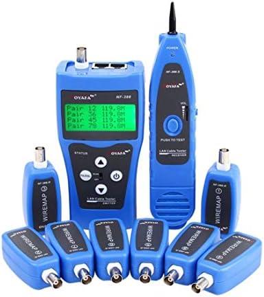 Noyafa NF-388 versione inglese multi-funzionale tester del cavo di di di rete remote via cavo tracker RJ45 RJ11 LAN tester display lcd | Design Accattivante  | Ideale economico  | Durevole  a79441