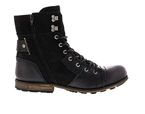 Yellow Cab Bottes Industrial 18069 Black Black