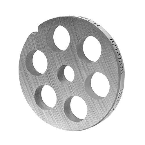 Inox Disque à trous Taille 8–14mm alésage–pour hachoir jupiter–de Bosch–Alexand