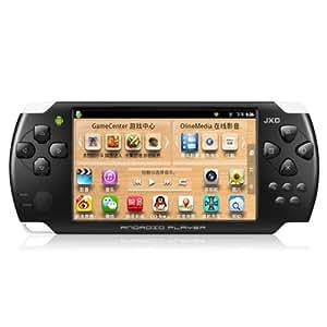 Jxd s602 4 3 portable console de jeux cran tactile 4go de stockage mid tablette pc wifi hdmi - Console de jeux portable tactile ...