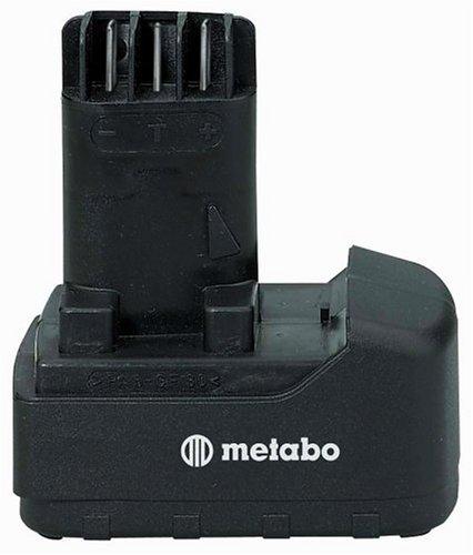 METABO 6 31729 00 BATERIA RECARGABLE - BATERIA/PILA RECARGABLE (NIQUEL-CADMIO (NICD)  UNIVERSAL  NEGRO)