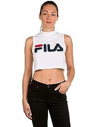 Suchergebnis auf für: FILA T Shirt weiß Damen