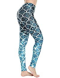 a66a260b31399 Amazon.co.uk: Green - Leggings / Women: Clothing