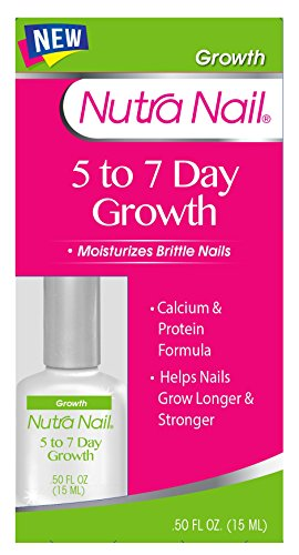 Nutra Nail 5 to 7 Day Growth Calcium...