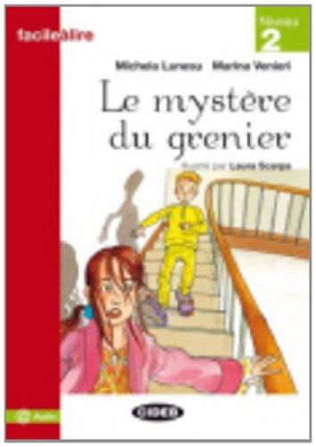 Le mystère du grenier - Versión de audio en línea (Facile a lire) por M. Lunesu