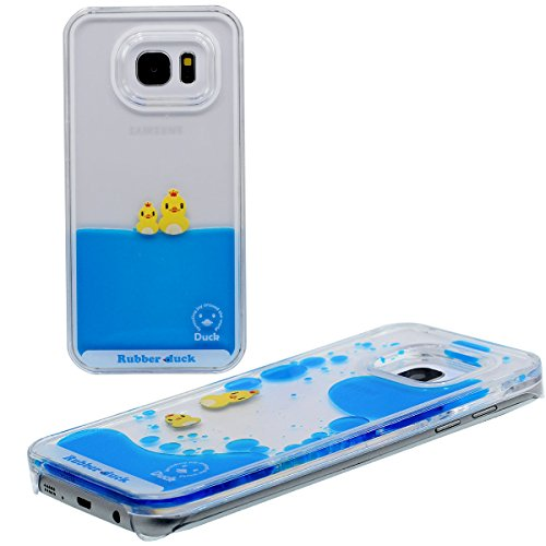 mignonne-jaune-rubber-canard-design-coque-samsung-galaxy-s7-edge-transparent-rigide-dur-housse-etui-
