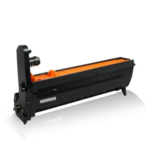 Oki-magenta-laser (1x kompatible Trommeleinheit für OKI C-610 CDN C-610 DN C-610 DTN C-610 N OKI C610CDN C610DN C610DTN C610N Drum Magenta 44315106)