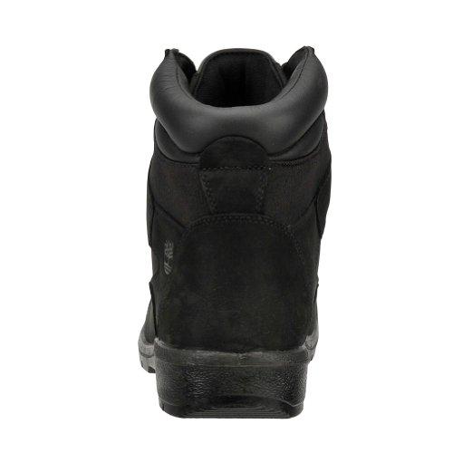 Timberland Cordones, Bottes Classiques Homme Noir - noir