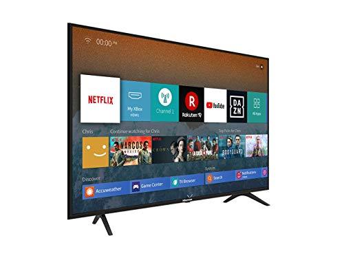 41ljGPaocTL - Hisense H50BE7000 - Smart TV 50' 4K Ultra HD, 3 HDMI, 2 USB, Salida óptica y de Auriculares, WiFi, HDR, Dolby DTS, Procesador Quad Core, Smart TV VIDAA U 3.0 con IA