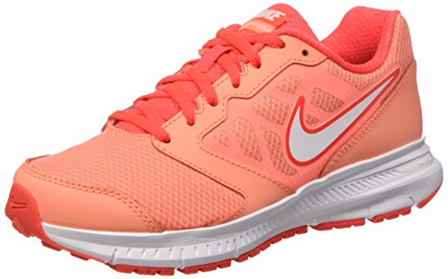 Nike Wmns Downshifter 6 damen, canvas, sneaker low, 36.5 EU (Orange Canvas Schuhe)