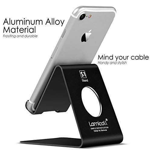 Phone Stand, Lamicall iPhone Doc...