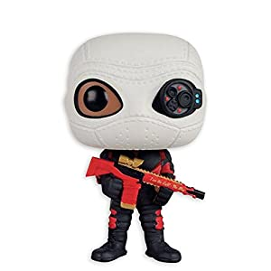 Funko Pop Deadshot enmascarado (Escuadrón Suicida 106) Funko Pop Escuadrón Suicida