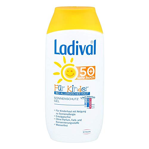 Ladival Für Kinder LSF 50+ Sonnenschutz Gel, 200 ml