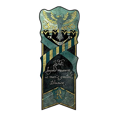 Harry Potter Wand Banner, gryffindor | hufflepuff | ravenclaw | slytherin Haus-Dekor-Flagge (46X120CM)