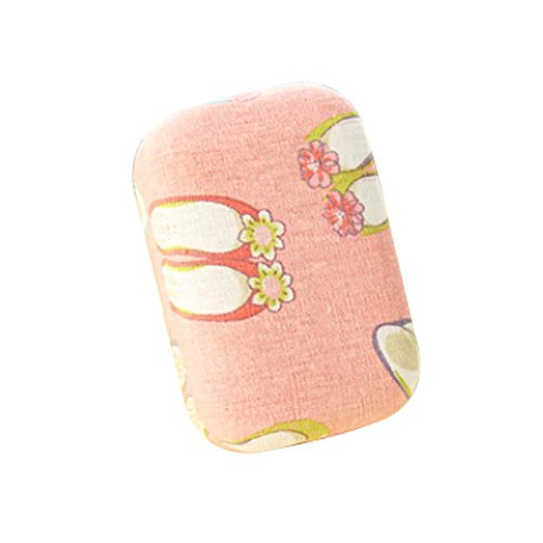 cartoon-pattern-contact-lenses-cases-plastic-lenses-holder-pink-color-shoes-