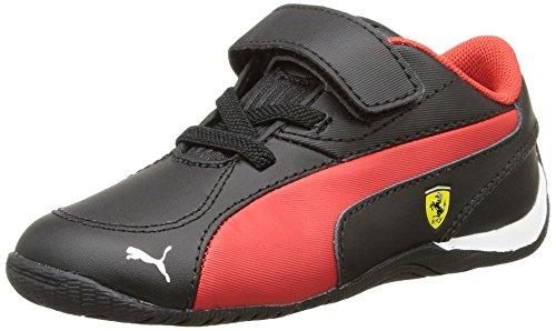 puma-drift-cat-5-scuderia-ferrari-kinder-turnschuhe-sportschuhe-fashion-sneaker